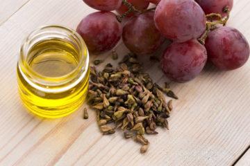oleo semente de uva