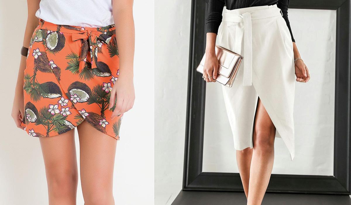 O que é uma saia envelope? Duas dicas de look para arrasar!