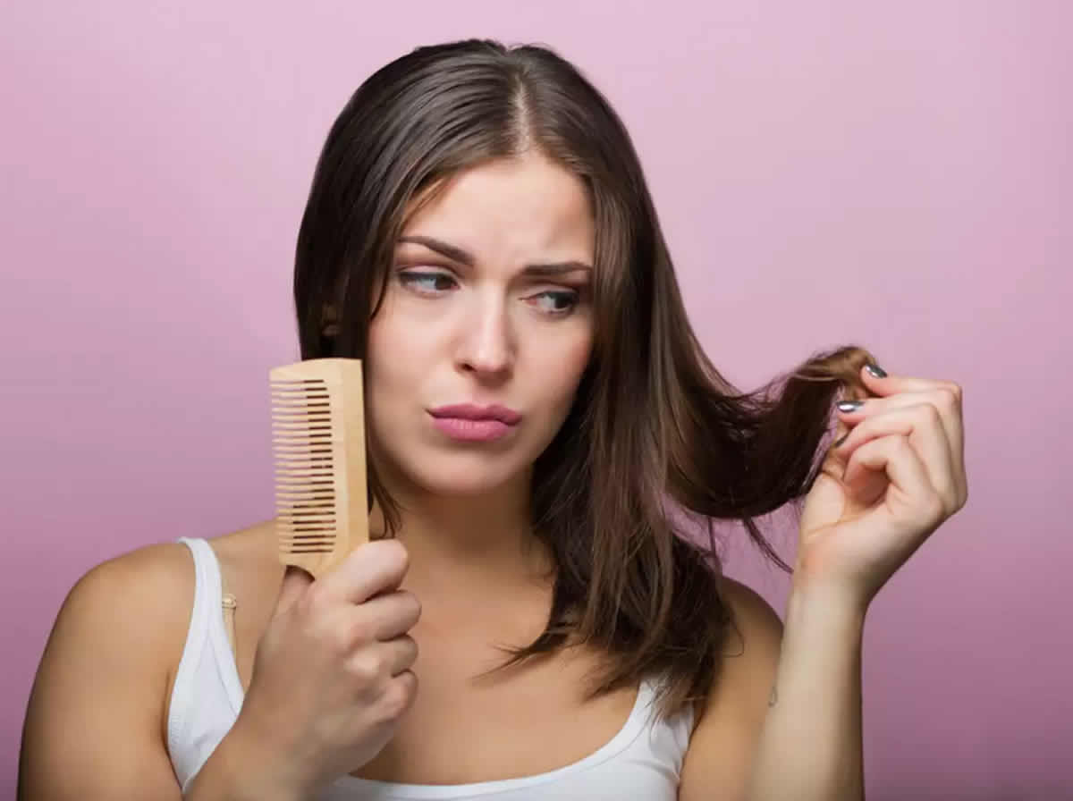 Principais sinais de que seu cabelo não está saudável