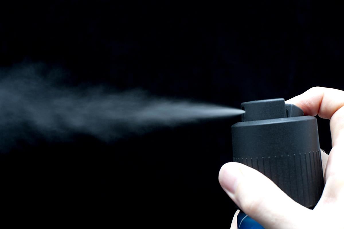 desodorante aerossol e o meio ambiente