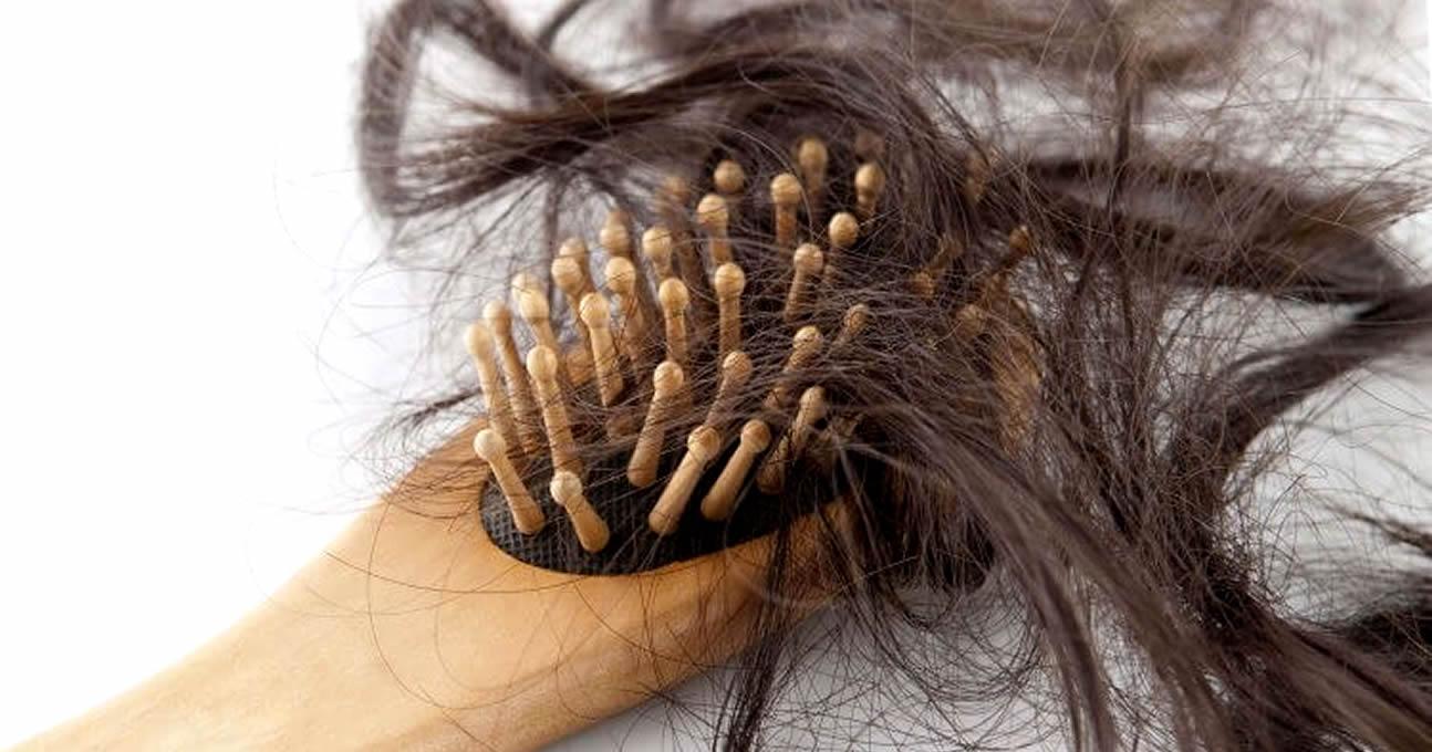 queda de cabelo por estresse