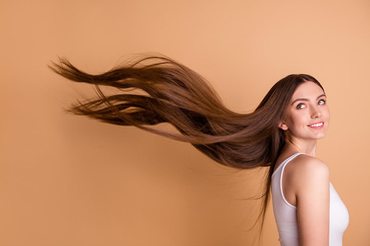 umectacao dos cabelos ressecados